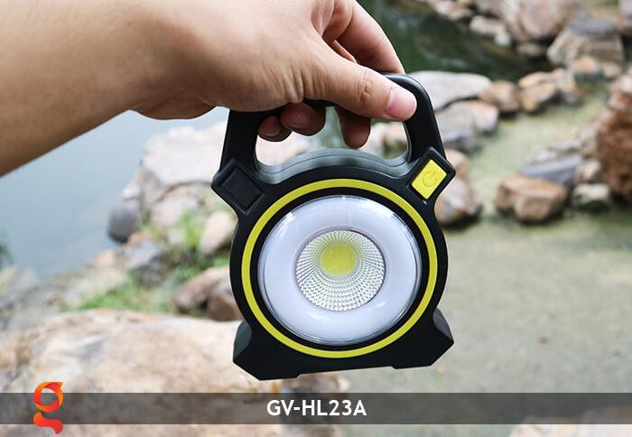 Đèn xách tay năng lượng mặt trời GV-HL23A 17