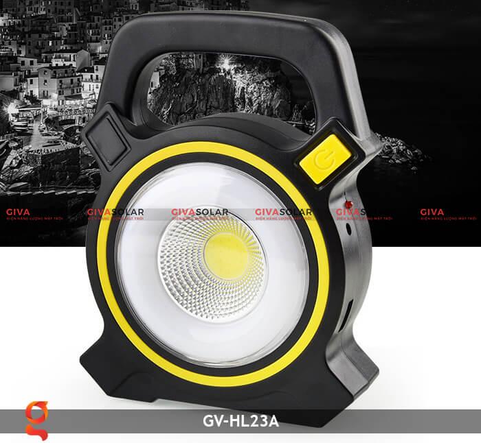 Đèn xách tay năng lượng mặt trời GV-HL23A 5