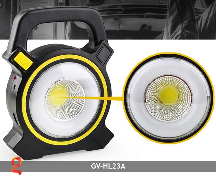 Đèn xách tay năng lượng mặt trời GV-HL23A 7