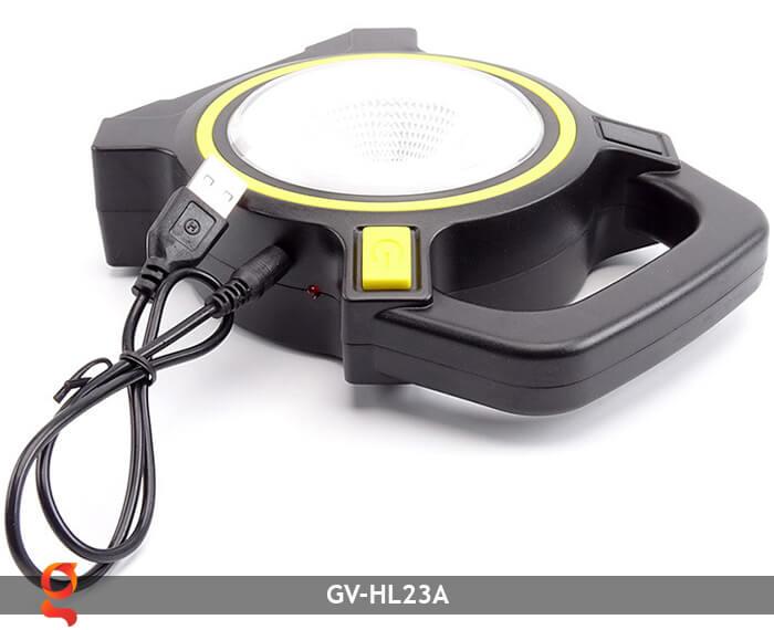 Đèn xách tay năng lượng mặt trời GV-HL23A 8