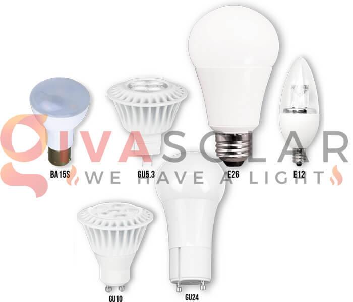 Những điều cần biết khi chọn mua bóng đèn LED trang trí 10