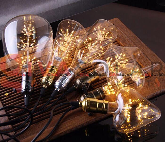 Những điều cần biết khi chọn mua bóng đèn LED trang trí 12