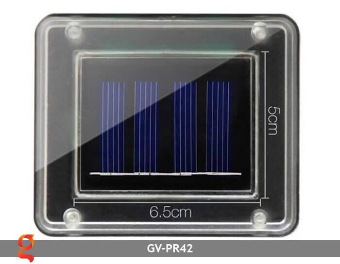 Dụng cụ đuổi côn trùng năng lượng mặt trời GV-PR42 15