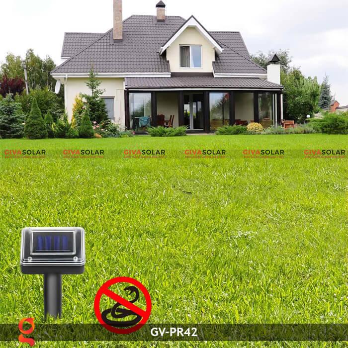 Dụng cụ đuổi côn trùng năng lượng mặt trời GV-PR42 3