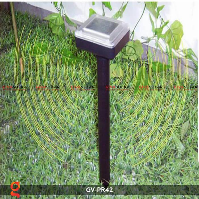 Dụng cụ đuổi côn trùng năng lượng mặt trời GV-PR42 4