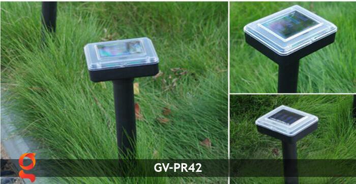 Dụng cụ đuổi côn trùng năng lượng mặt trời GV-PR42 6
