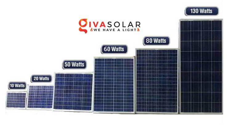 Tấm Pin năng lượng mặt trời có giá bao nhiêu 2