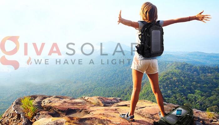 Hướng dẫn chọn balo năng lượng mặt trời tốt nhất