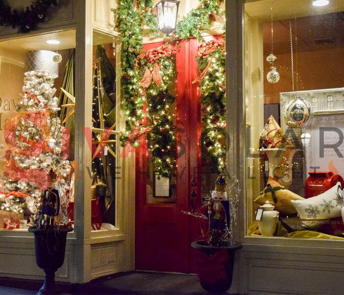 Hướng dẫn lắp đặt đèn trang trí Noel ngoài trời 3