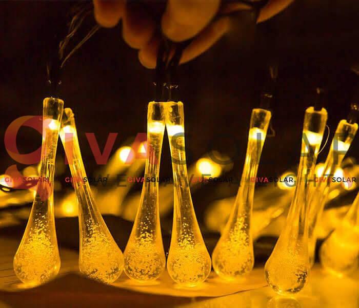Hướng dẫn lắp đặt đèn trang trí Noel ngoài trời 4