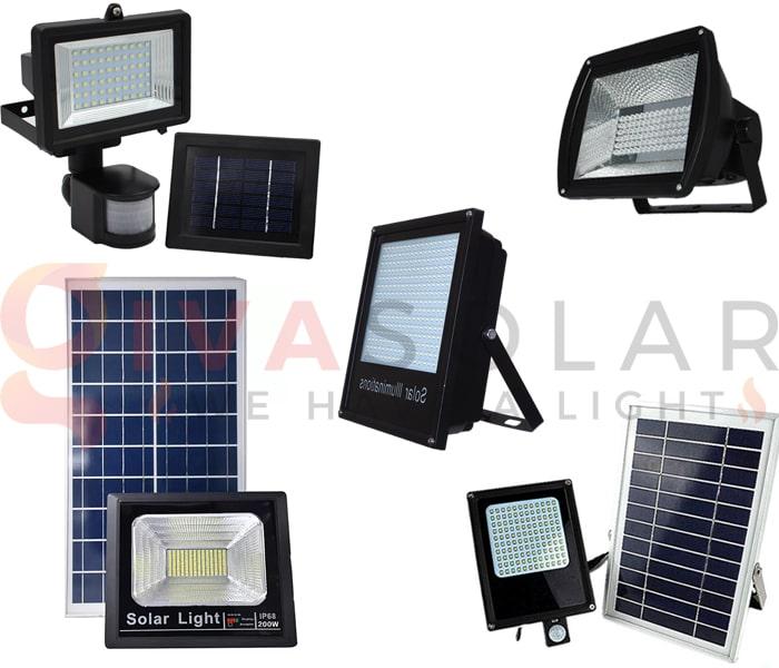 Hướng dẫn sử dụng đèn pha LED năng lượng mặt trời 2