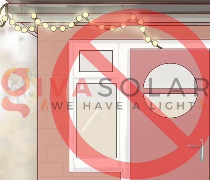 Hướng dẫn sử dụng đèn trang trí noel đúng cách 11