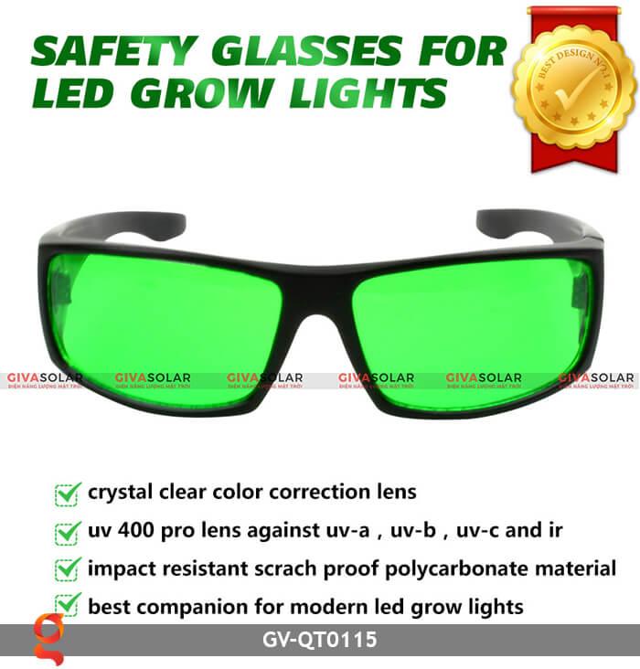 Mắt kính bảo vệ mắt GV-QT0115 3