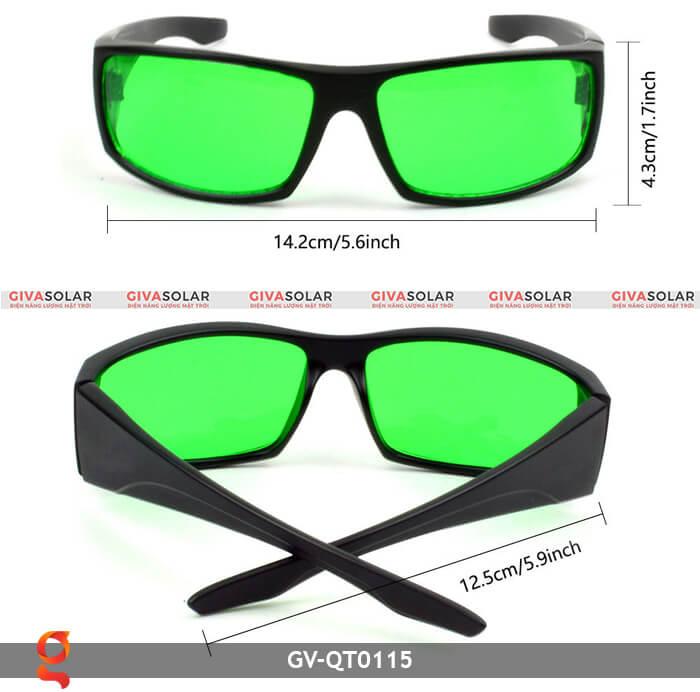 Mắt kính bảo vệ mắt GV-QT0115 6