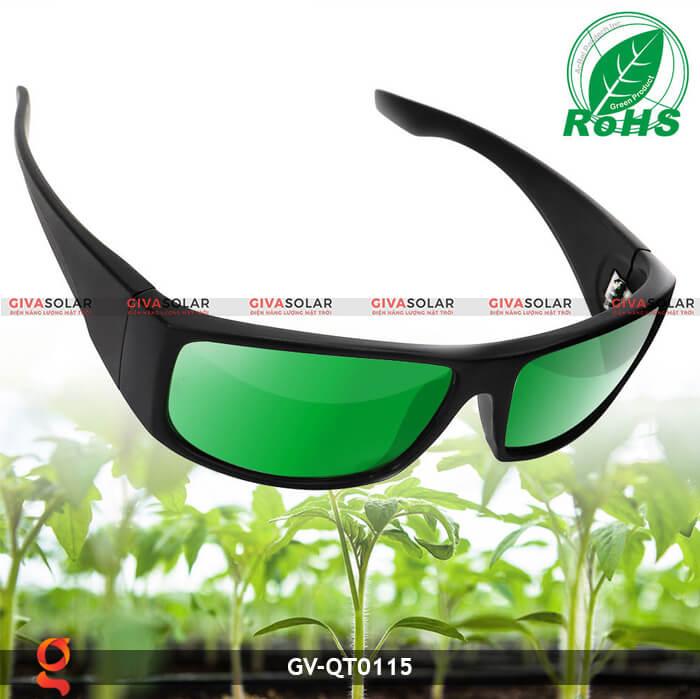 Mắt kính bảo vệ mắt GV-QT0115 9