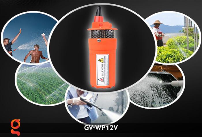 Máy bơm nước năng lượng mặt trời GV-WP12V 14