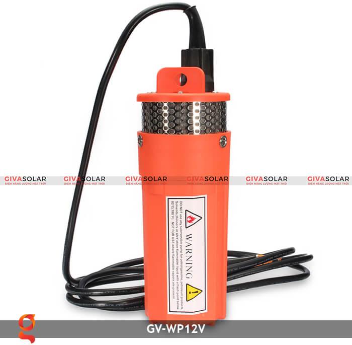 Máy bơm nước năng lượng mặt trời GV-WP12V 2