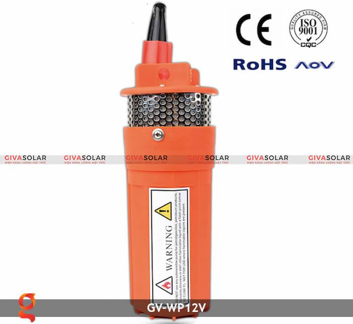 Máy bơm nước năng lượng mặt trời GV-WP12V 5