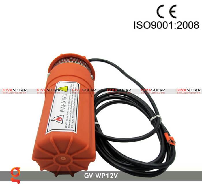 Máy bơm nước năng lượng mặt trời GV-WP12V 6