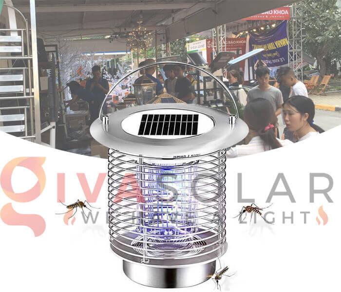 Mua đèn bắt muỗi ở đâu?