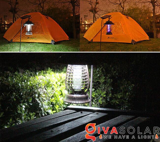 Tìm hiểu về đèn bắt côn trùng năng lượng mặt trời 3