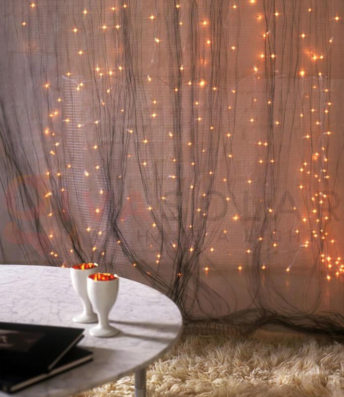 Ý tưởng sử dụng đèn trang trí cho mùa Giáng Sinh 12