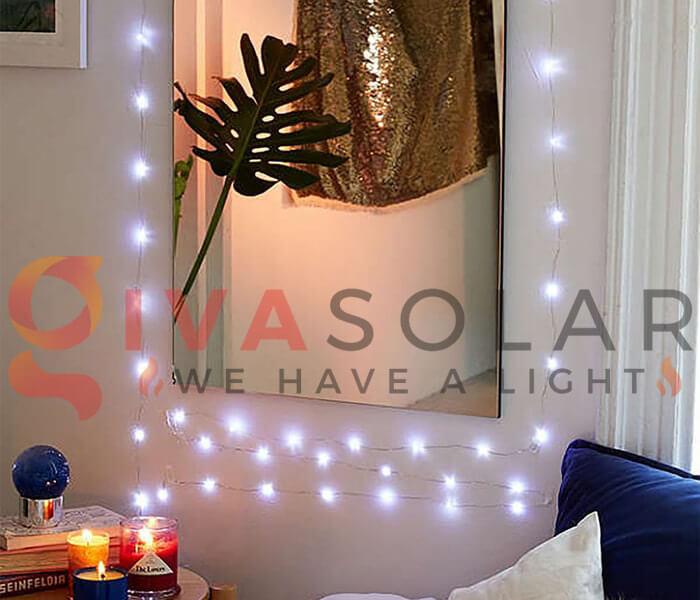 Ý tưởng sử dụng đèn trang trí cho mùa Giáng Sinh 2