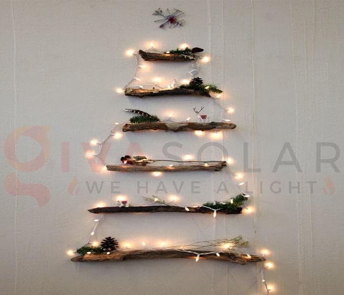 Ý tưởng sử dụng đèn trang trí cho mùa Giáng Sinh 5