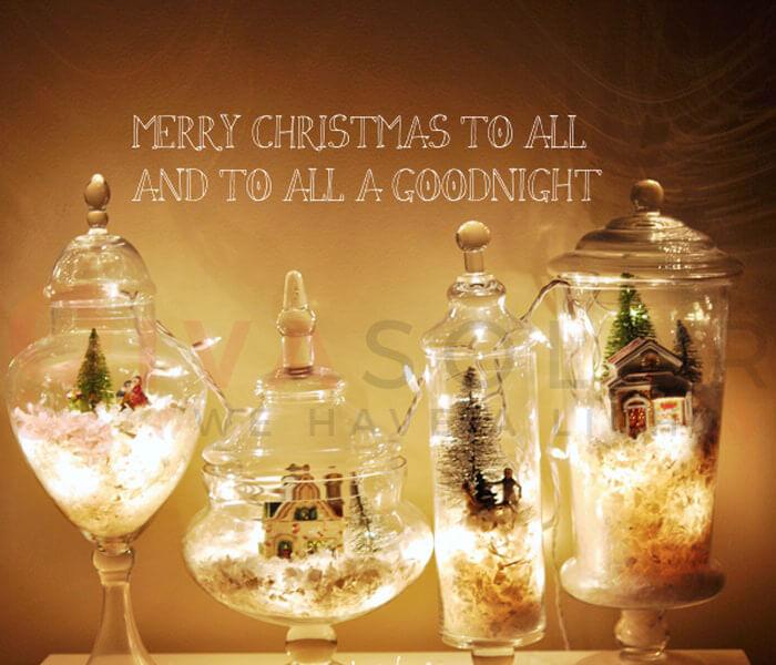 Ý tưởng sử dụng đèn trang trí cho mùa Giáng Sinh 6