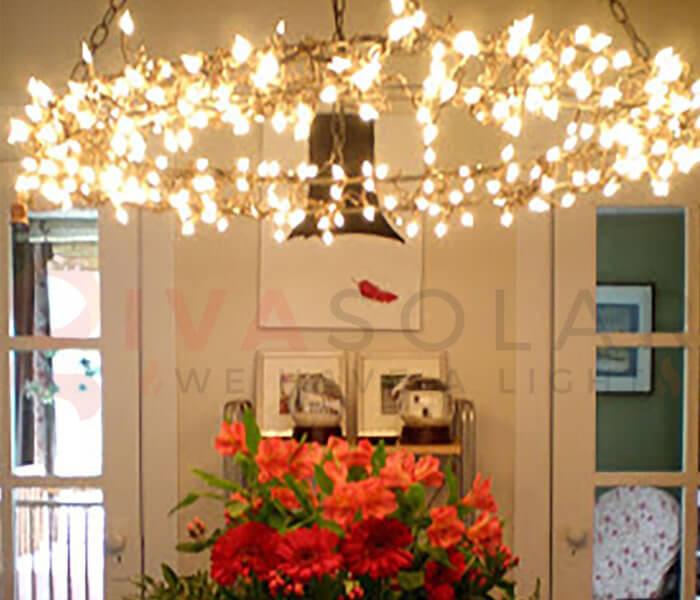 Ý tưởng sử dụng đèn trang trí cho mùa Giáng Sinh 7