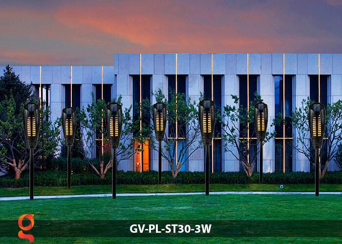 Đèn ngọn đuốc năng lượng mặt trời GV-PL-ST30-3W 13