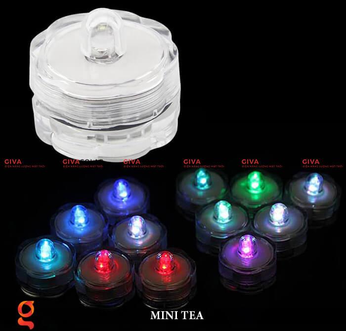 Bộ đèn trang trí đổi màu Mini Tea 1