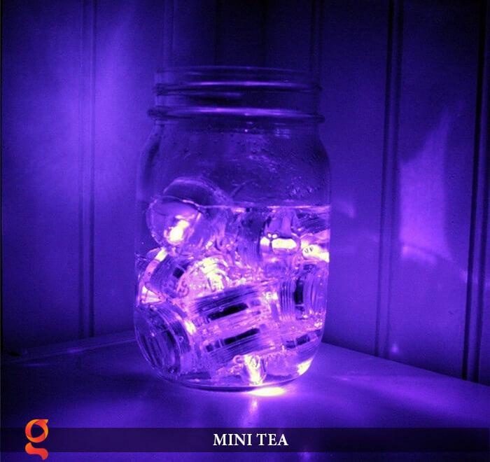 Bộ đèn trang trí đổi màu Mini Tea 10