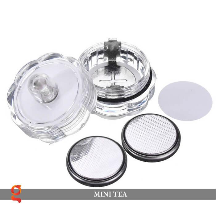 Bộ đèn trang trí đổi màu Mini Tea 14