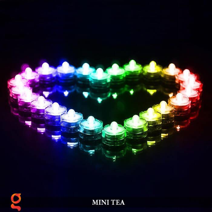 Bộ đèn trang trí đổi màu Mini Tea 7