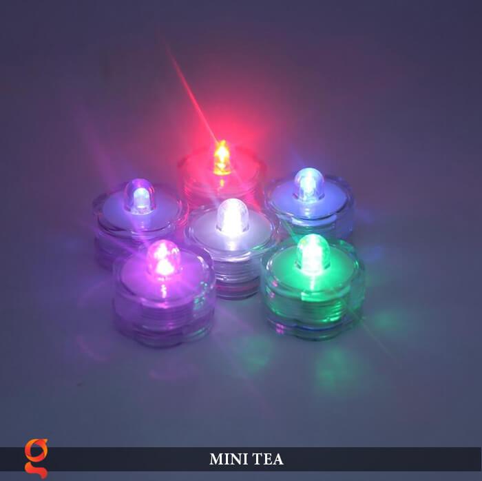 Bộ đèn trang trí đổi màu Mini Tea 8