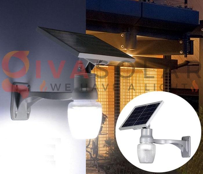 Các loại đèn treo tường năng lượng mặt trời 3
