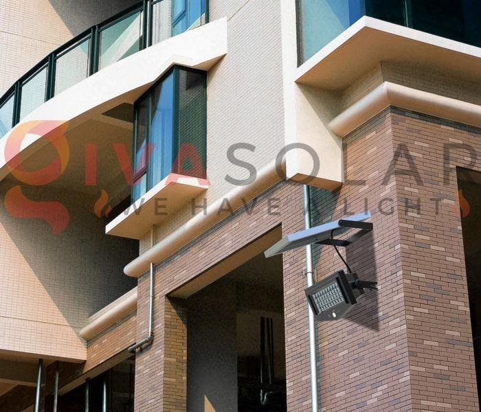 Các loại đèn treo tường năng lượng mặt trời 4