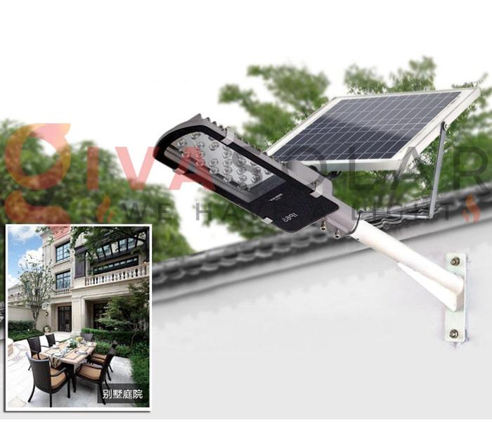 Các loại đèn treo tường năng lượng mặt trời 6