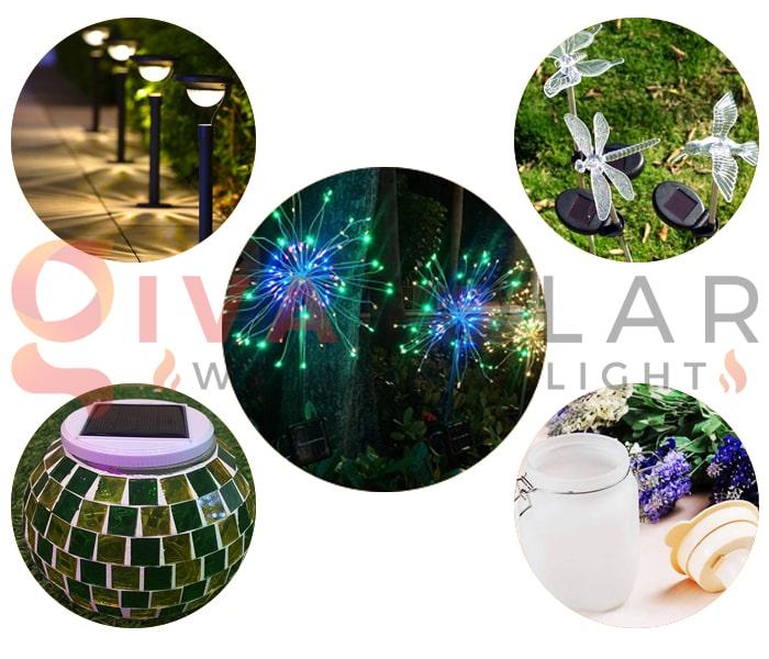 Các mẫu đèn sân vườn độc đáo và mới lạ 1