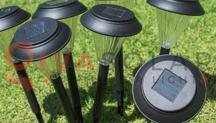 Cách bảo trì đèn cắm đất năng lượng mặt trời