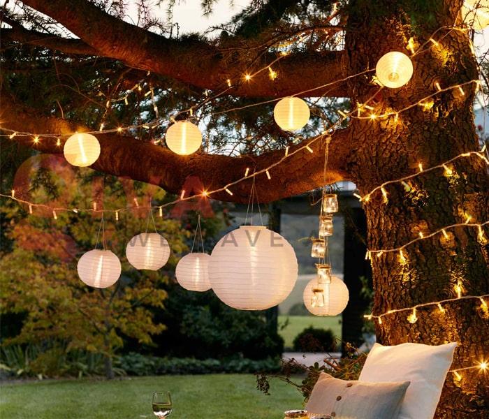 Chọn đèn năng lượng mặt trời phù hợp cho sân vườn 6
