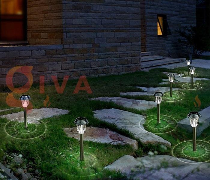 Chọn đèn năng lượng mặt trời phù hợp cho sân vườn 7