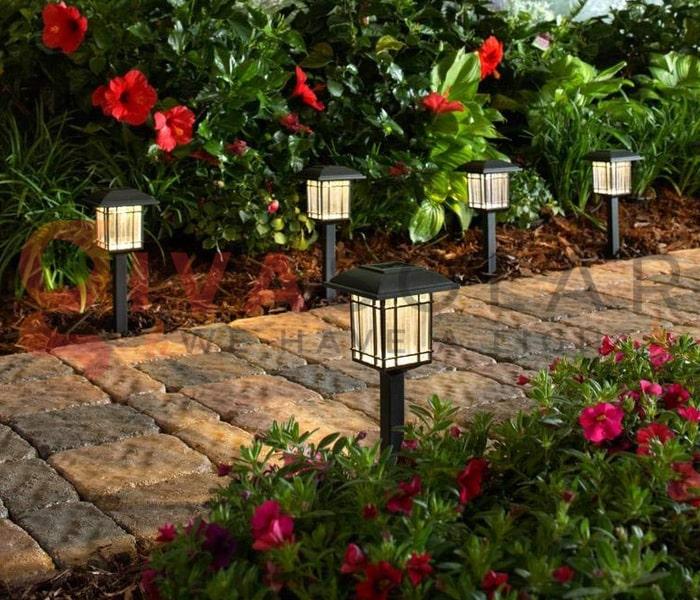 Chọn đèn năng lượng mặt trời phù hợp cho sân vườn 8