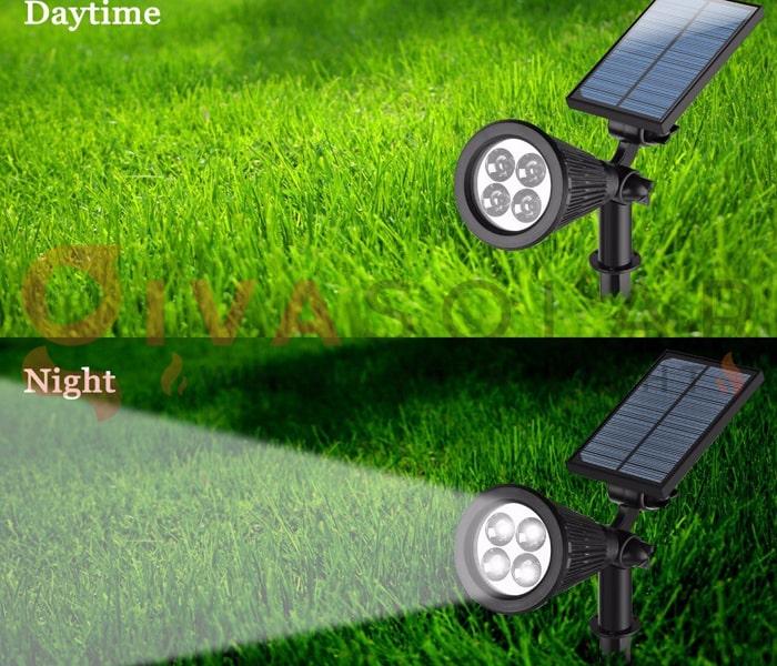 Chọn đèn năng lượng mặt trời phù hợp cho sân vườn 9