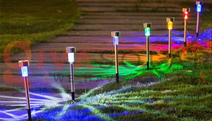 Chọn đèn năng lượng mặt trời phù hợp cho sân vườn