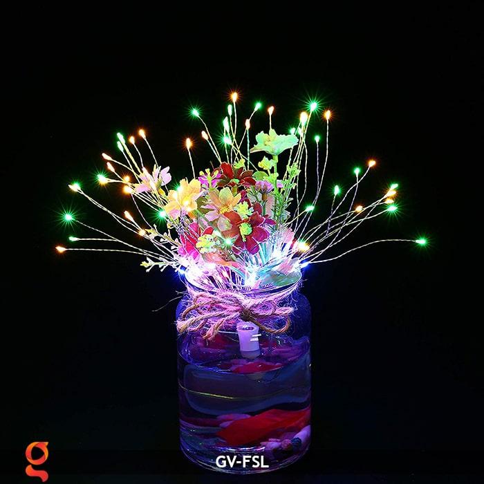 Dây đèn led trang trí hiệu ứng pháo hoa GV-FSL 15
