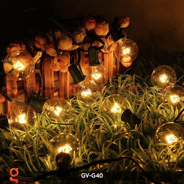 Bộ dây đèn led trang trí GV-G40 12