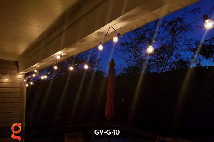 Bộ dây đèn led trang trí GV-G40 18