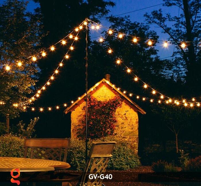 Bộ dây đèn led trang trí GV-G40 19